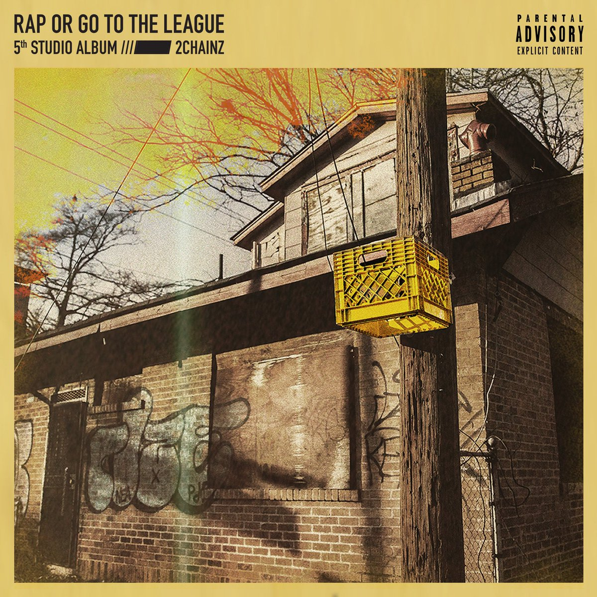 Available Everywhere ..ENJOY ✌🏾 #raporgototheleague 2Chainz.lnk.to/RapOrGoToTheLe…