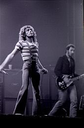 Happy 75th Birthday To Roger Daltrey - The Who And More.