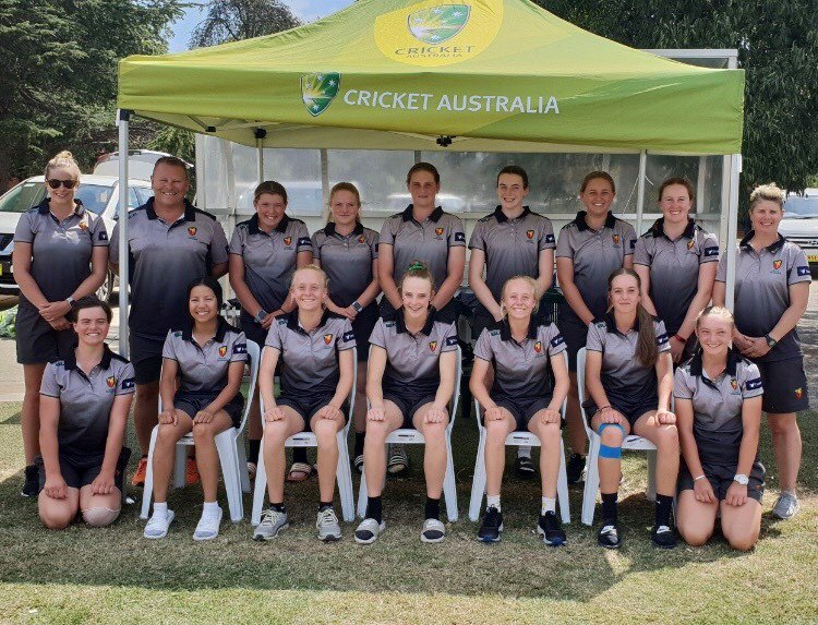 Congratulations to young Tigers trio - Melodie Armstrong, Maddison Brooks and Amy Smith, who have each been named in the @CAPathway Talent Squad following the Under 15 National Championships last week: http://bit.ly/YoungTigersTrioCASquad…. 👏  #WeAreTigers