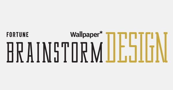 Looking forward to sharing insights around Design for Strategic Differentiation at @BstormDesign next week! Humbled to be among the selected speakers. Thanks @FortuneMagazine @wallpapermag #BrainstormDesign2019 #Design #Strategy fortuneconferences.com/brainstorm-des…