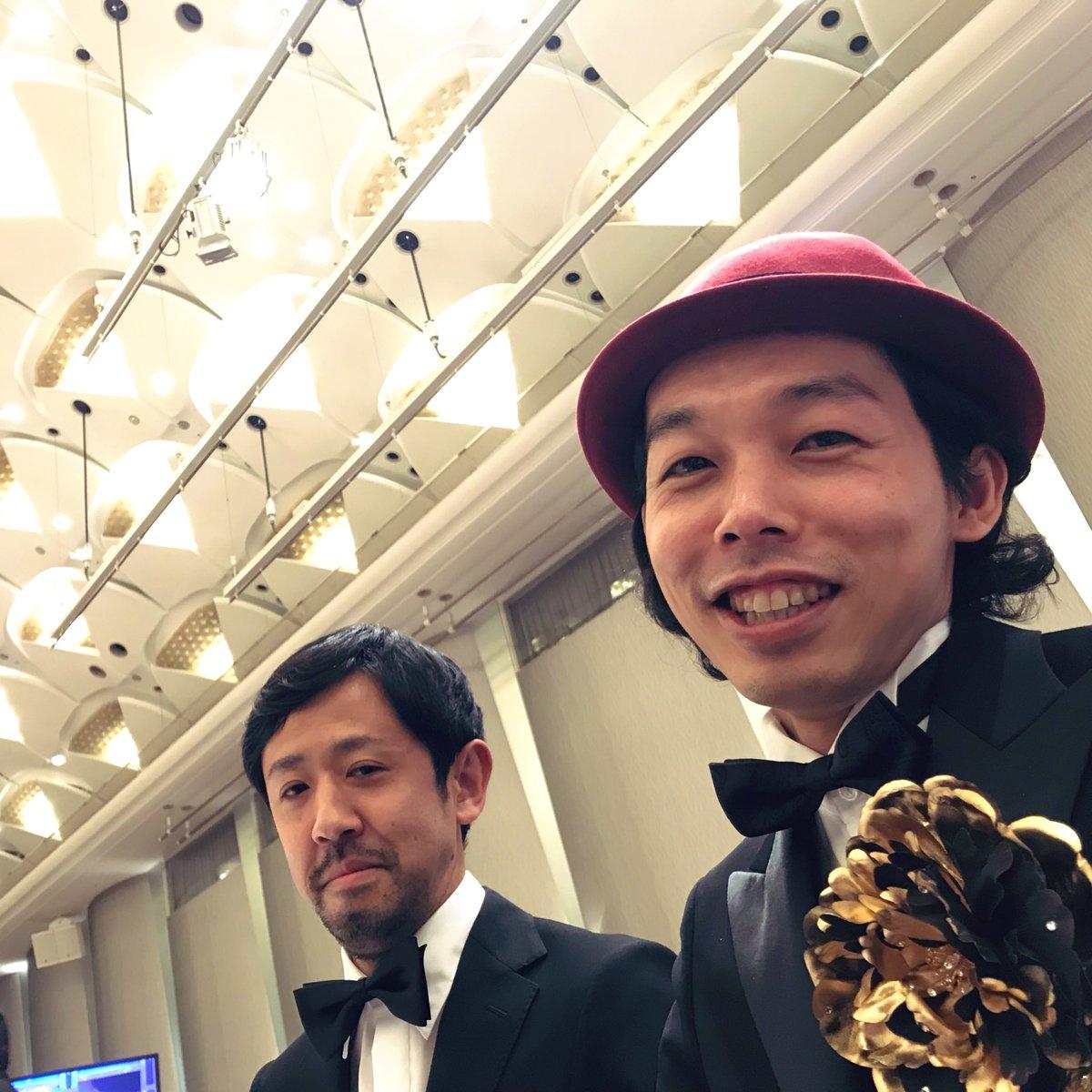 RT @shin0407: 受賞会場に到着! #日本アカデミー賞 https://t.co/myLrSBeYIS