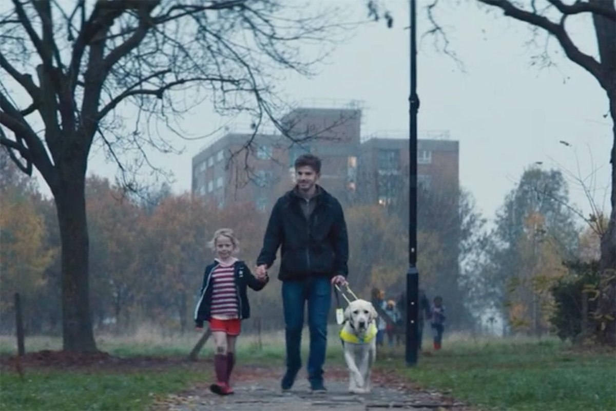Guide Dogs shifts marketing strategy with 'people-first' campaign: buff.ly/2GShSe2