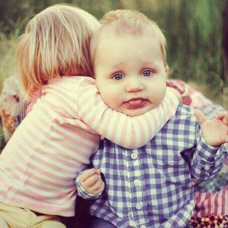 Смешные картинки с детьми про любовь