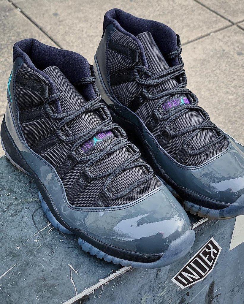 "636bd6ce16eaf3 ""Alternate Gamma"" Air Jordan 11 Sample https   sneakerbardetroit.com air- jordan-11-alternate-gamma-sample  …pic.twitter.com OWBZmgYMy2"