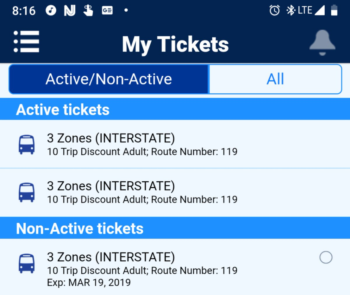 All Of The Live Forever   Nj Transit Monthly Pass Zone 3
