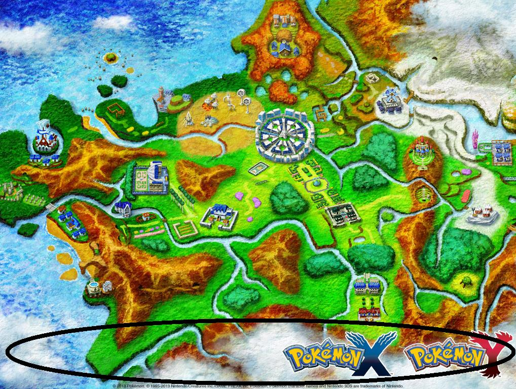 Could Pokemon Sword And Shield S Galar Region Be Connected To The