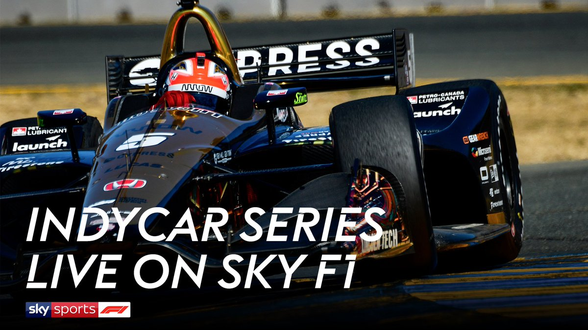 BOOM!  Sky Sports will show every round of the 2019 NTT IndyCar Series, including the world-famous Indianapolis 500, on Sky Sports F1 in 2019.   Read all about it: https://www.skysports.com/f1/news/12433/11651485/sky-sports-to-broadcast-indycar-on-sky-sports-f1-in-2019… #SkyF1