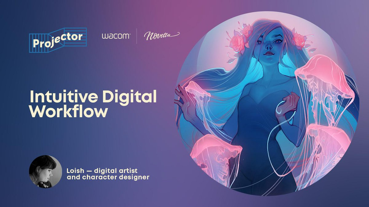 Can this year get any better?  WE ARE SO HAPPY to host @loishh with her Intuitive Digital Workflow workshop.  Kyiv, 27th of July.  Only 5 tickets at a reduced price left.  Join here: https://t.co/8y85XOgqBL https://t.co/OfzjyRhawX