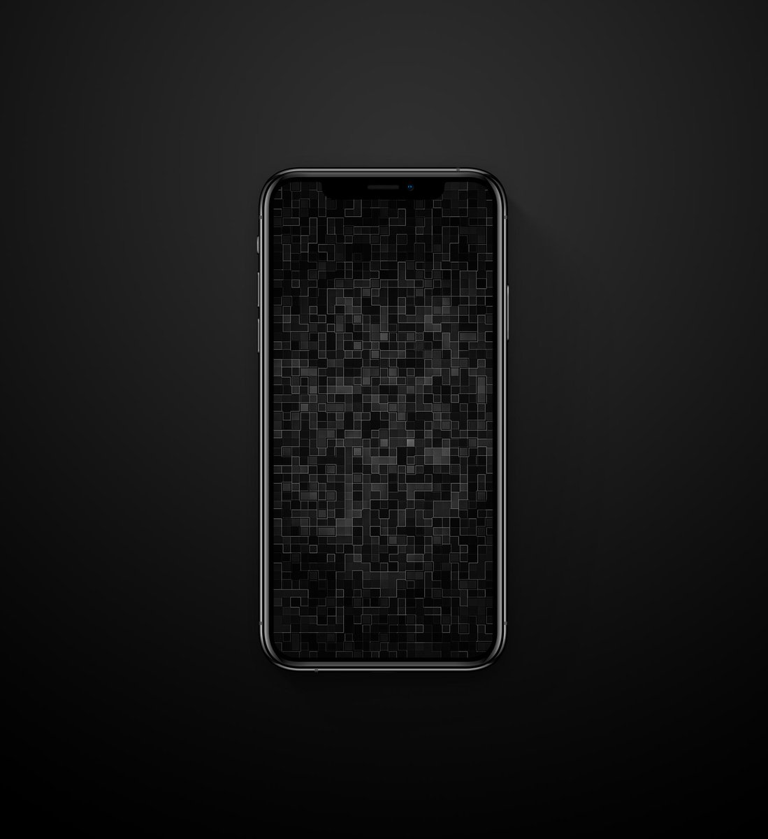 Iphone Xs Wallpaper Black