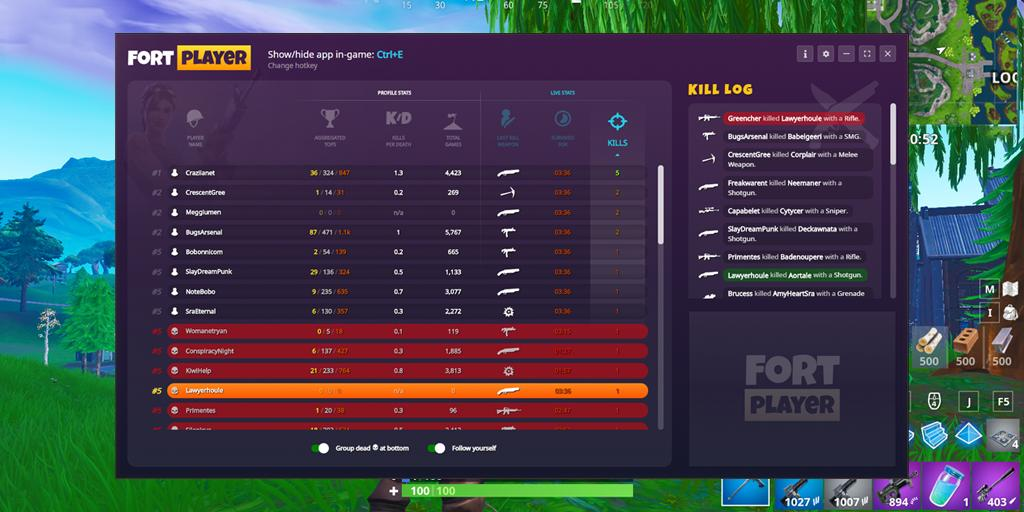 FortPlayer on Twitter: