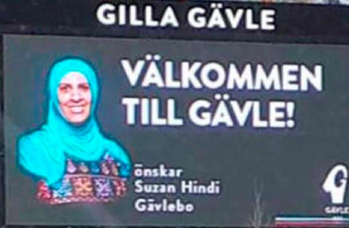 Suzan Hindi Gävle