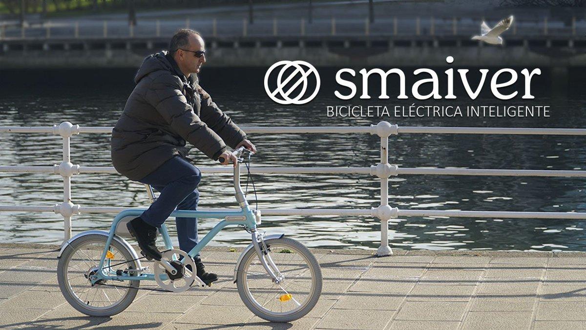 Con este buen tiempo ☀️, no te dan ganas de ir a trabajar en 🚴♂️bicicleta? Beneficioso para ti y para el medio ambiente😜  #bicicleta #ebike #eléctrica #smaiver  https://t.co/0xJh7rW2xO https://t.co/1PRdVbWmtB https://t.co/hQsI0C7o39