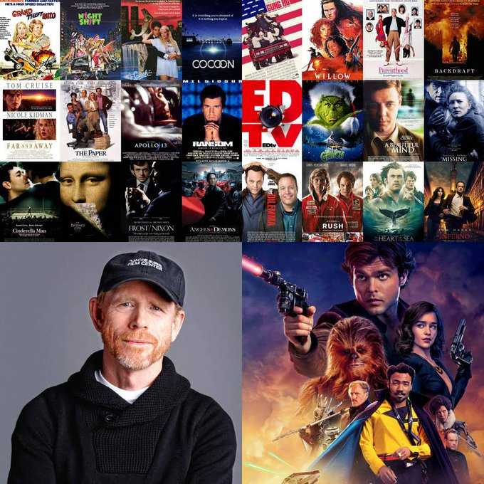 Happy Birthday to ...he is 65 today.  Ranking all of his movies Best to Worst.
