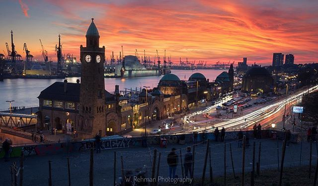 What a beautiful sunset it was  Hamburg, Landungsbrücken  @hamburgcolors  #ig_hamburg #ig_deutschland #ig_germany #hamburgcity #hamburgcolors #hamburg_de #prettylittlehamburg #welovehamburg #hamburg_art #photographer #germany #sunset #rawphotogra… https://ift.tt/2ToCRLqpic.twitter.com/2jTAYGAASb  by W.Rehman