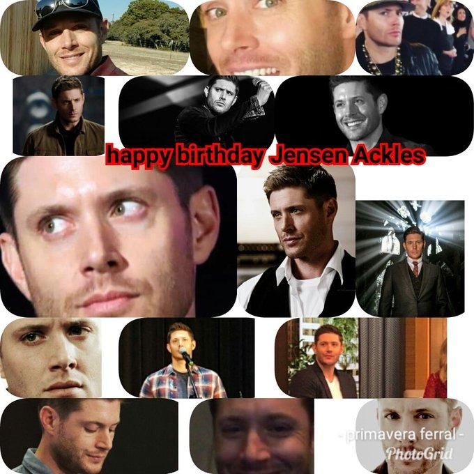 Tea I wish the best be happy birthday Jensen Ackles