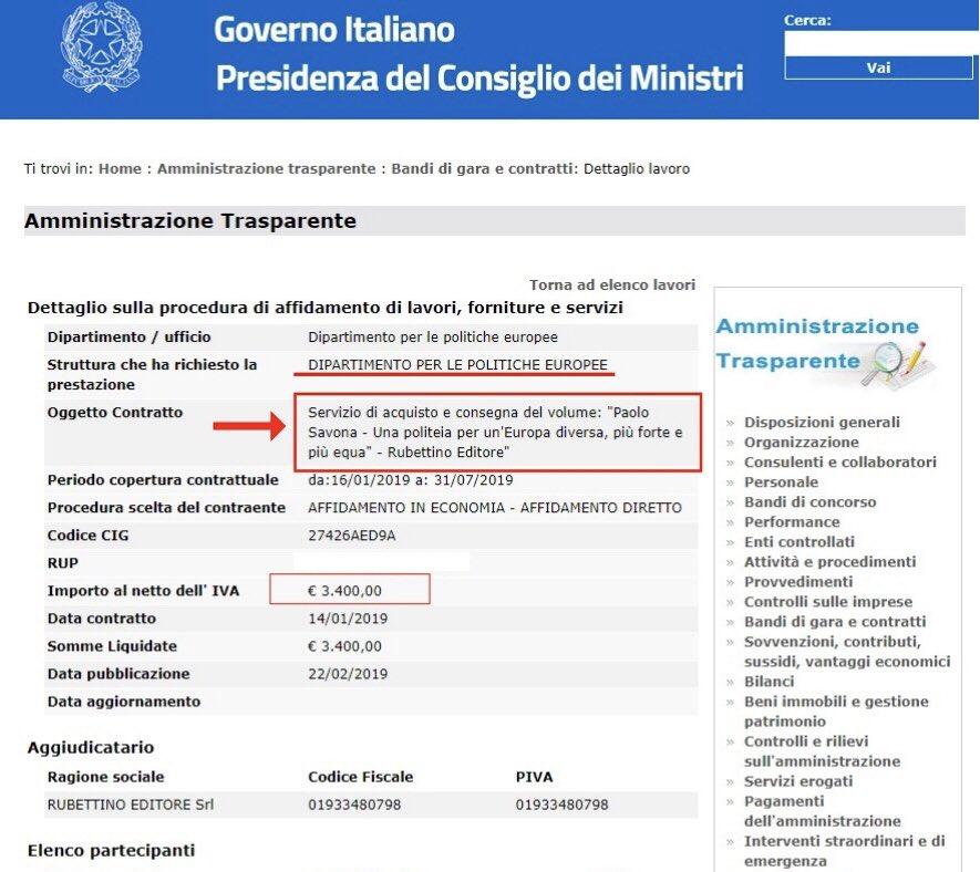 L porcata di Paolo Savona (ex-ministro e ora presidente deella CONSOB) D0l8WNcW0AAXX1t