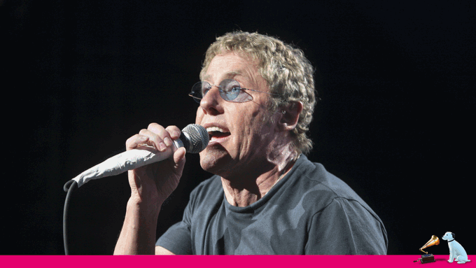 Happy birthday to frontman Roger Daltrey!