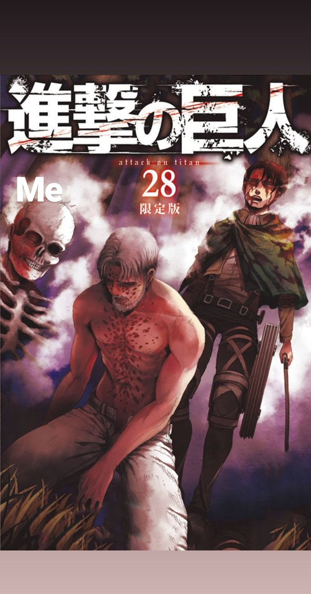 How Many Volumes Attack On Titan