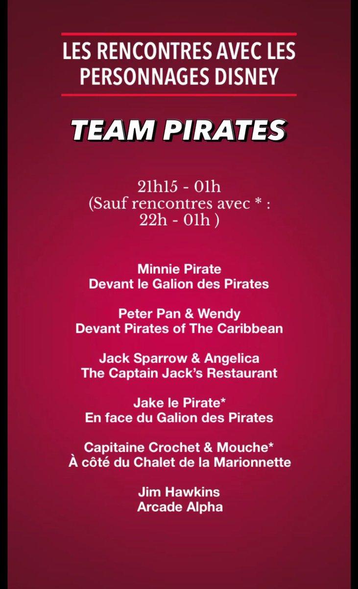 [Soirée Pass Annuels] Pirates & Princesses (22 mars 2019) - Page 6 D0lJtYpXgAEekj_