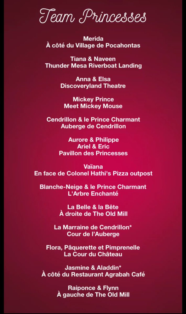 [Soirée Pass Annuels] Pirates & Princesses (22 mars 2019) - Page 6 D0lJtYqX0AI3f2o