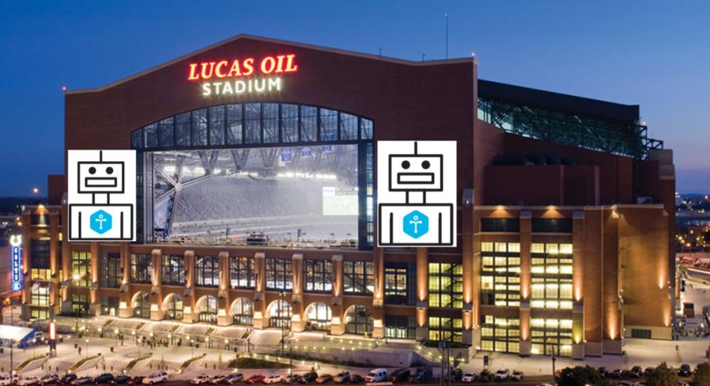 Didn't qualify for the #INVEXstatechamp? Come anyway! There's so much to see & do (especially at TinkerFest, which is free & open to the public!). Plus, this is your chance to get on the field at @LucasOilStadium! Join us on Saturday, March 9th! https://buff.ly/2tJe0Ug