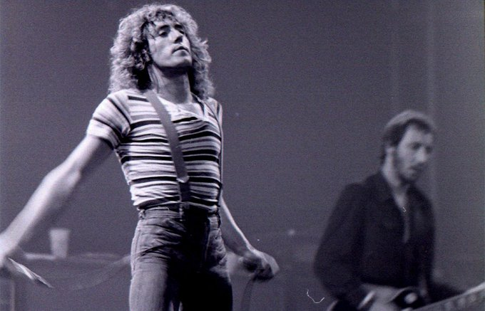 Wishing Roger Daltrey a happy 75th birthday!