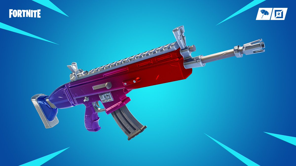 ❄️ Cool and firey. 🔥   The new Hot and Cold Wrap is in the Item Shop!