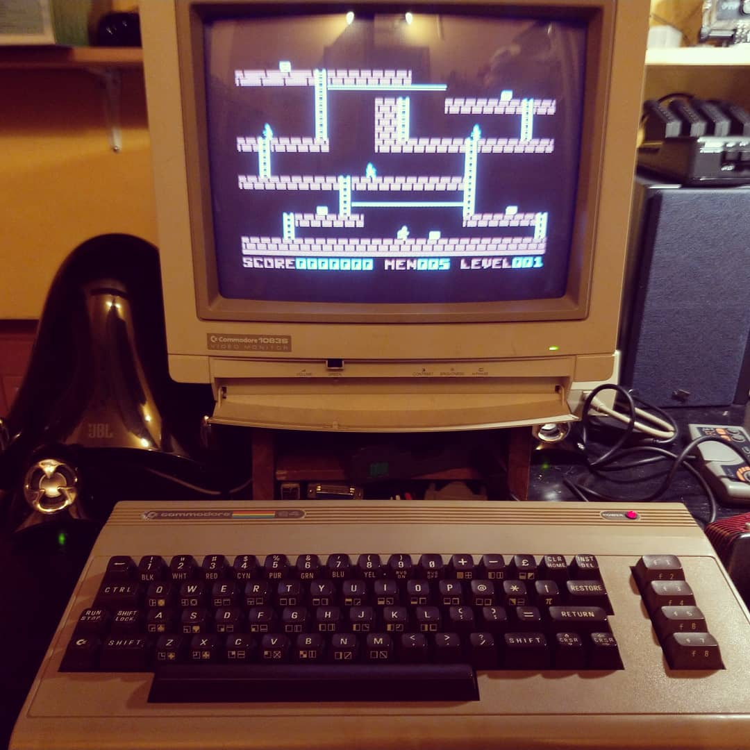 Hashtag #commodore64 sur Twitter