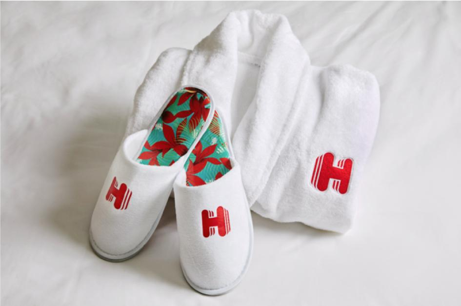 What's better than hotel slippers? A whole day devoted to them. March 1st is now officially #NationalHotelSlipperDay.