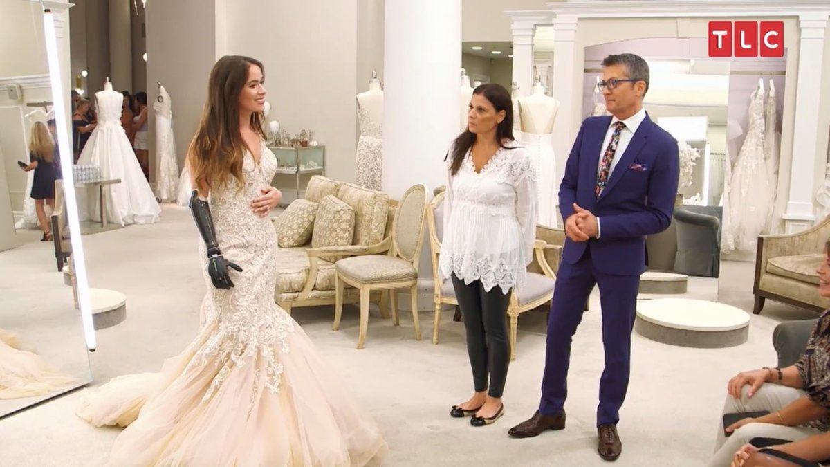 e73196f647e Catch a sneak peak of the episode exclusively on  people.  https   people.com health rebekah-marine-say-yes-dress-exclusive  …