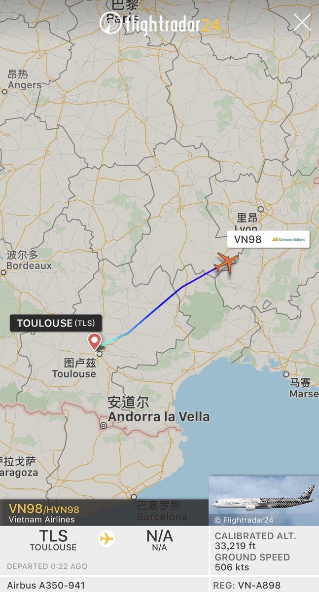 Flightradar24 -live flight tracker for windows