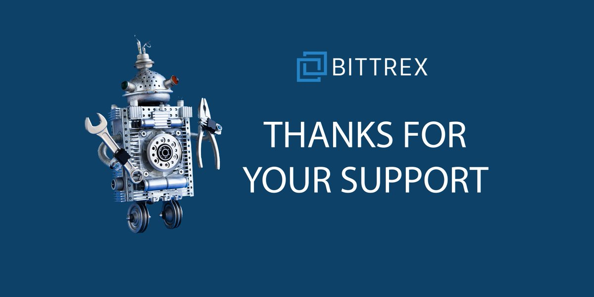 Bittrex on Twitter: