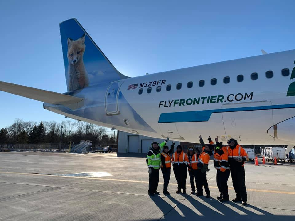 frontier airlines on twitter please message our customer care twitter account frontiercare frontier airlines on twitter please