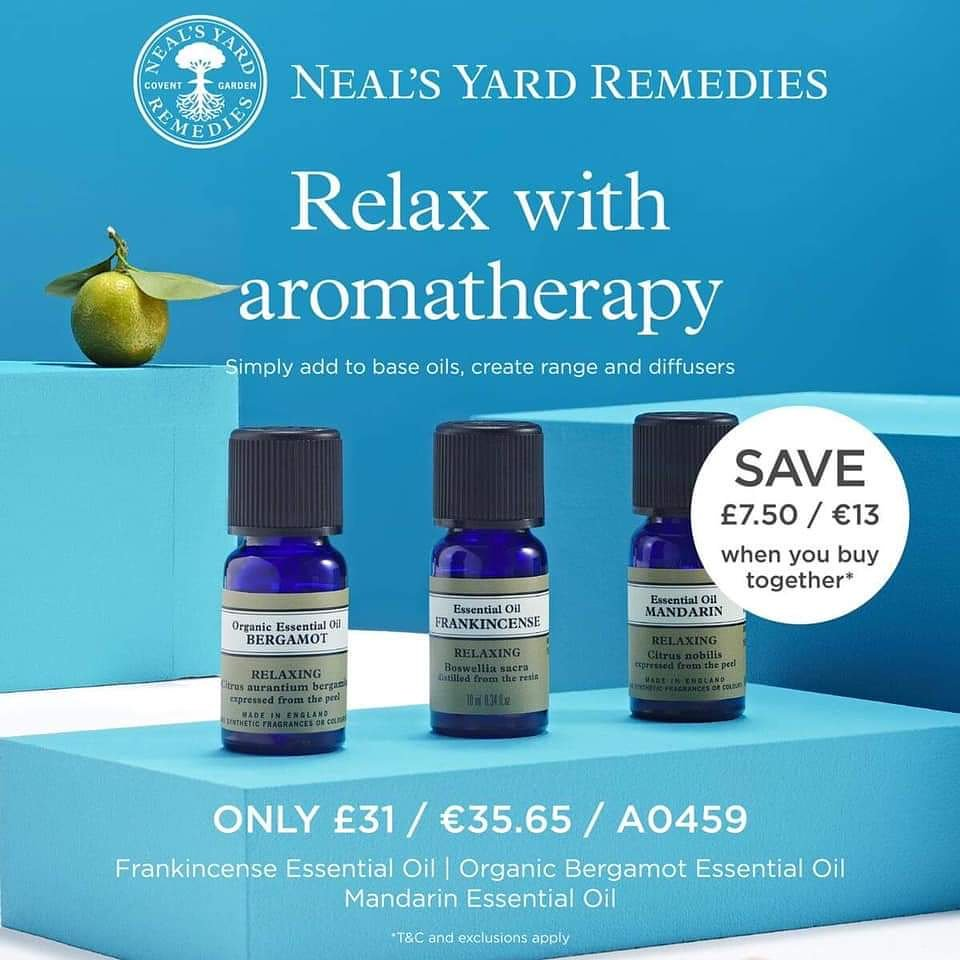 Briony's Neals Yard Organic Remedies (@BrionyT29) | Twitter
