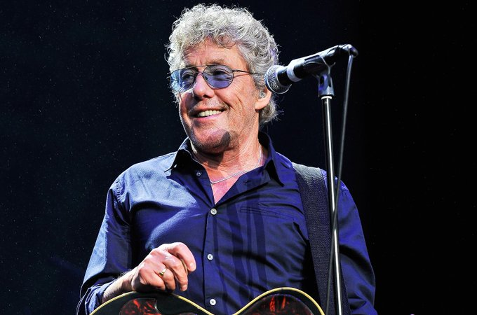 Happy 75th Birthday Roger Daltrey.