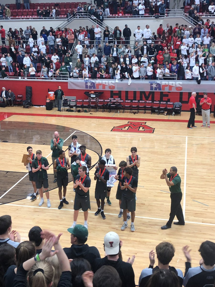 Congrats to our State Runner-Up boys basketball team on a great season! #SouthPride