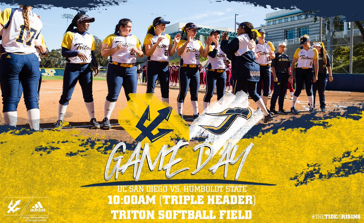 Ucsd Softball On Twitter It S Game Day Cheer On Your