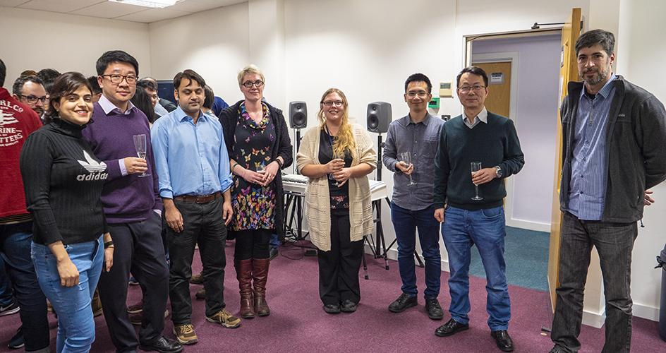Very warm welcome to our new team members! 🍾🥳 Prof Tony Xiang, Dr Yi-Zhe Song, Dr Yongxi Yang, Dr Syed Safwan Khalid, Miss Sarah Campbell, Mrs Sophie Maxwell, Miss Narges Pourshahrokhi, Mr Aloisio Dourado Neto.