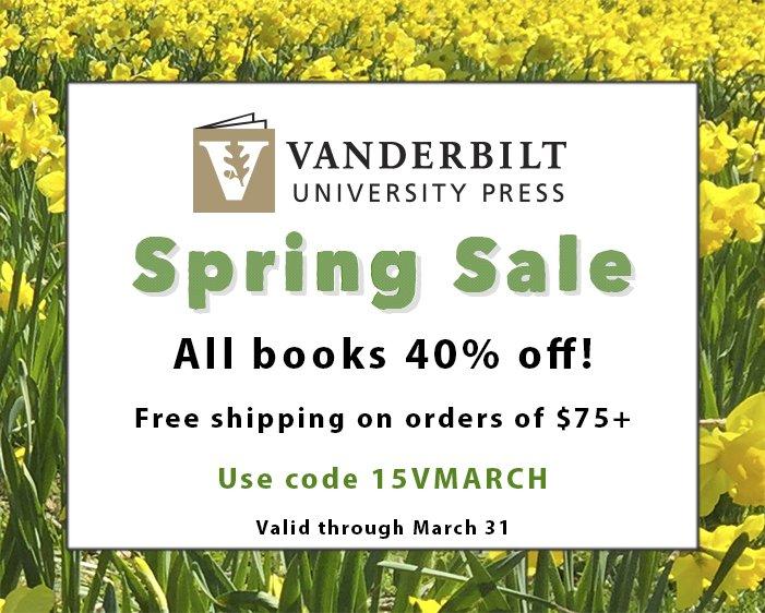 Vanderbilt University Press on Twitter: