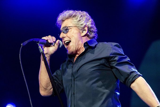 Happy 75th birthday to our very own pinball wizard, Roger Daltrey!