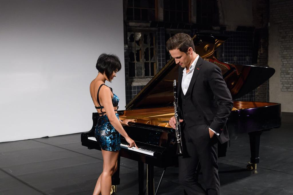 "Reloaded twaddle – @masterpiano  RT @YujaWang: One more week until the release of our new album ""Bl..."