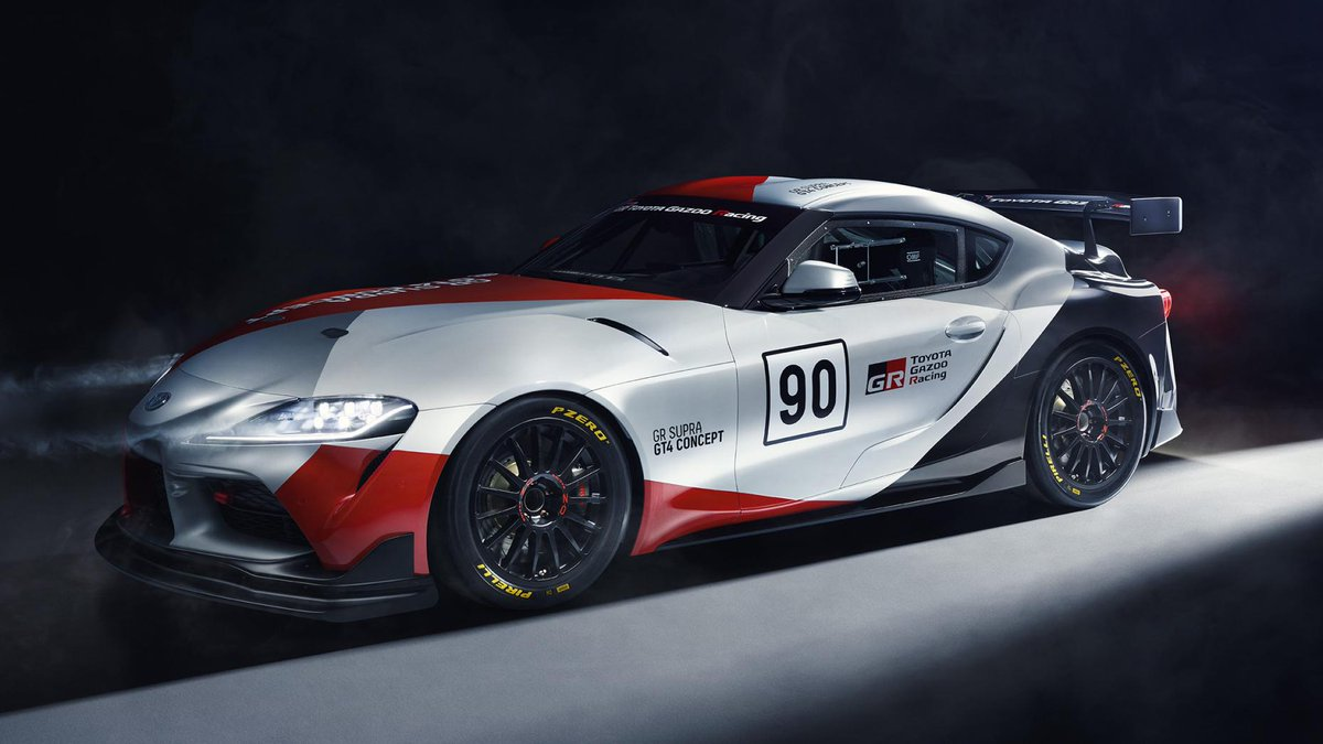 1434769c010d this racing supra is how we want all supras to look gazoo racing delivers a  race