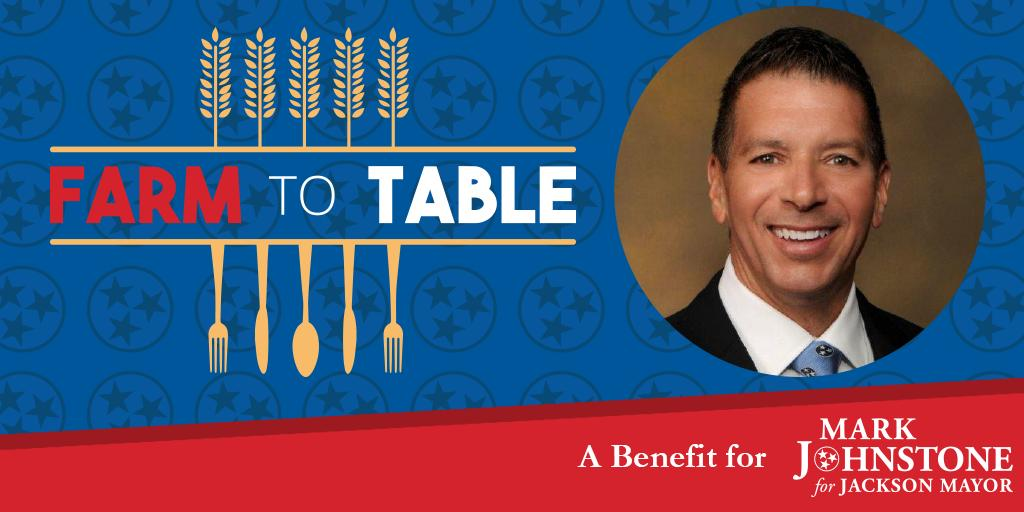 Mark Johnstone / Farm to Table Fund Raiser