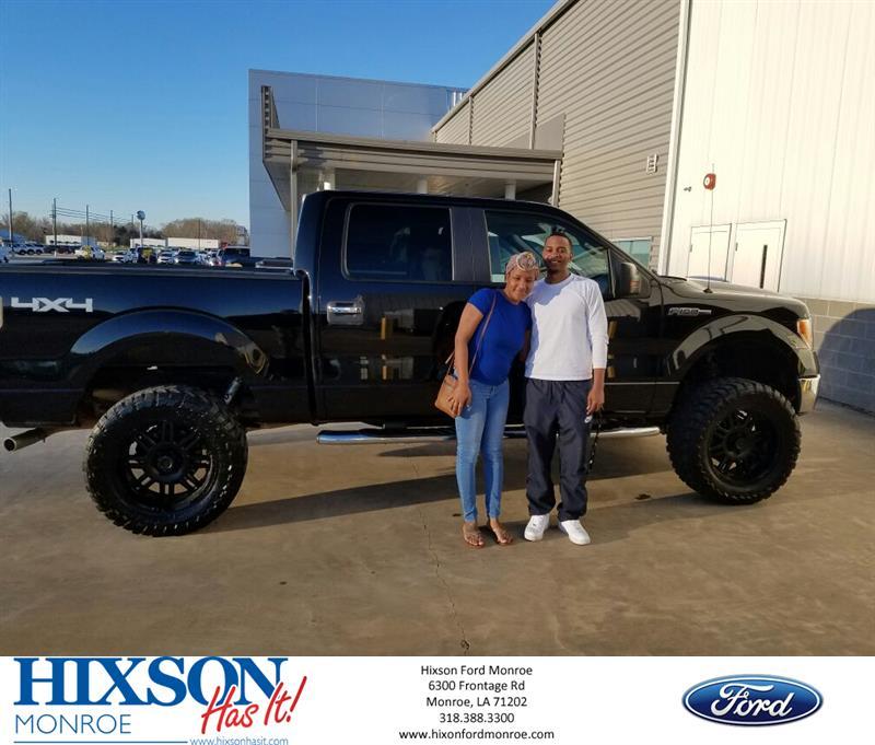 Hixson Ford Monroe >> Hixson Ford Monroe Hixfordmonroe Twitter
