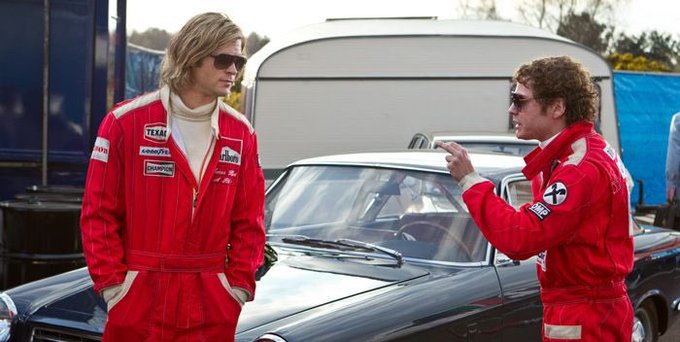 Happy birthday Ron Howard. I had a great time watching Rush, my favorite among his films so far.
