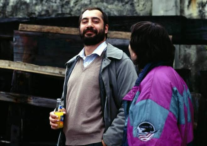 Happy birthday Javier Bardem. His always great, but his character in Los lunes al sol is the one closer to my heart.