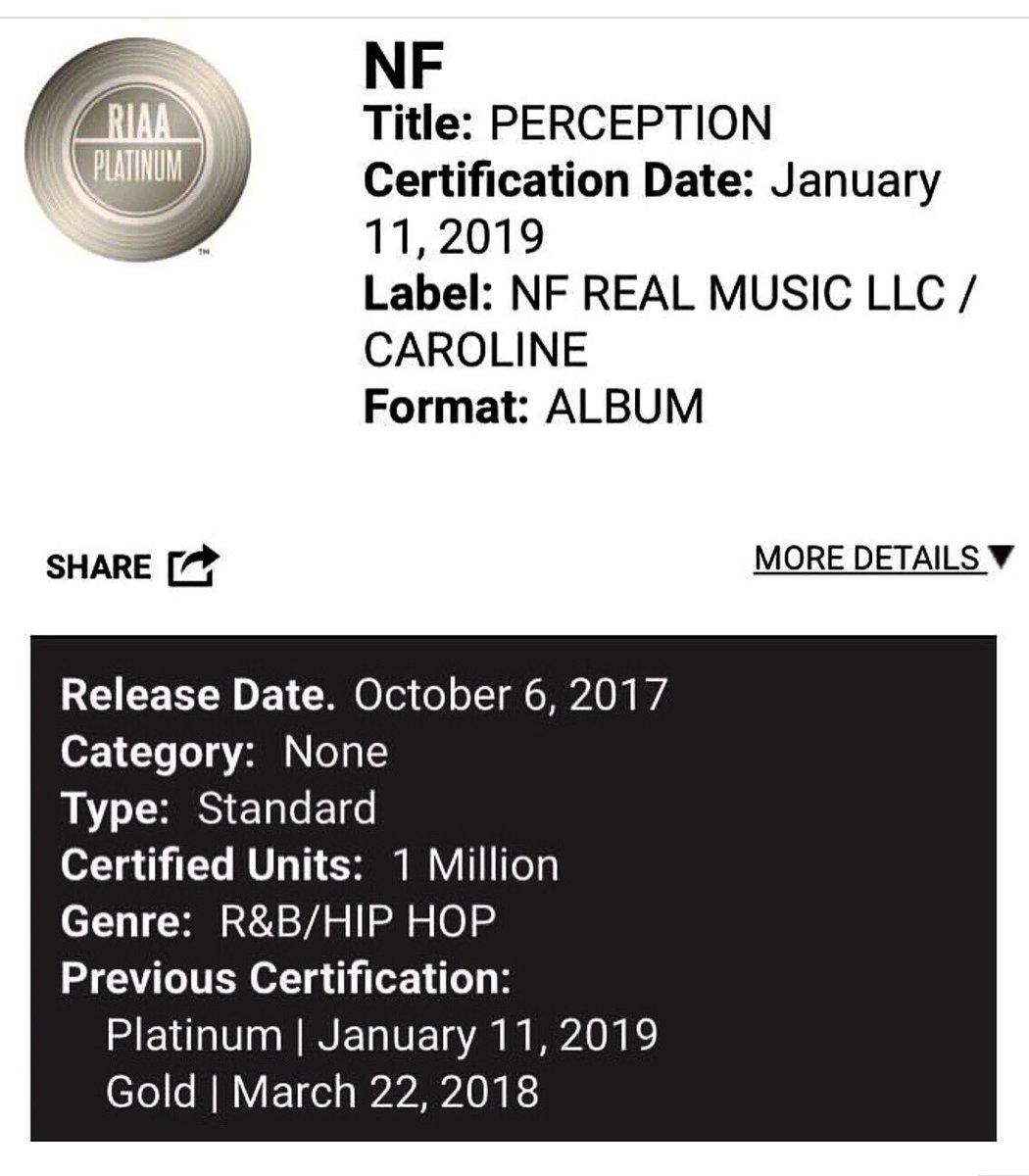 nf perception album