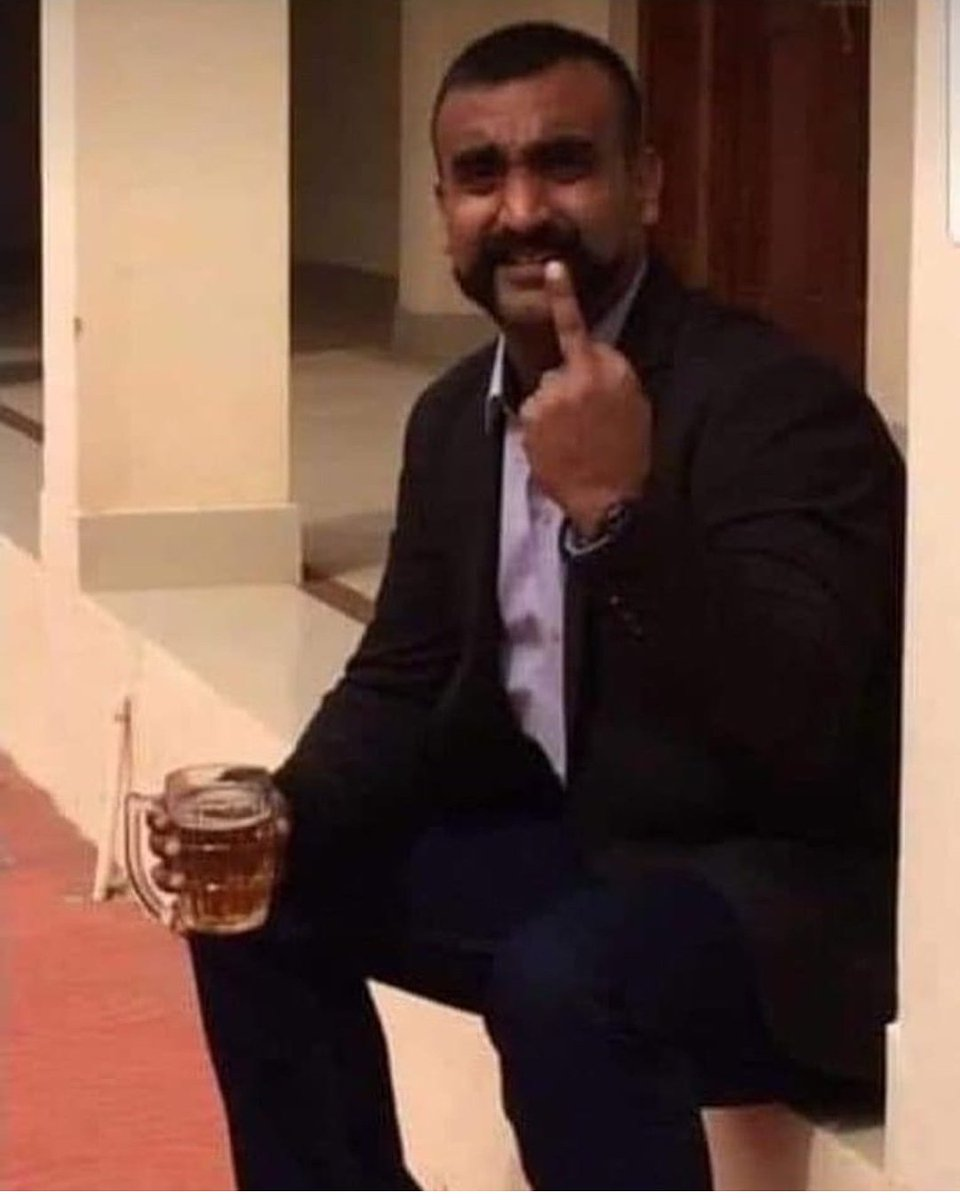 Image result for abhinandan