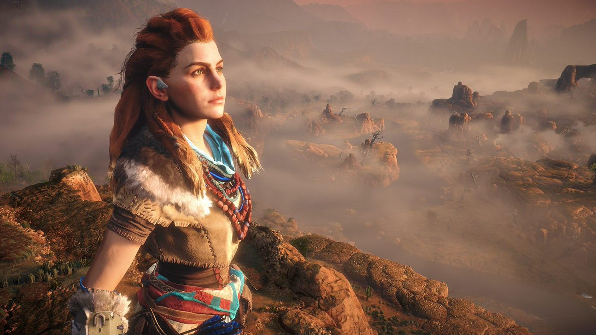 See the face behind baby Aloy's voice — and other fun tidbits — as we celebrate Horizon Zero Dawn's second anniversary: https://play.st/2BZDVLY