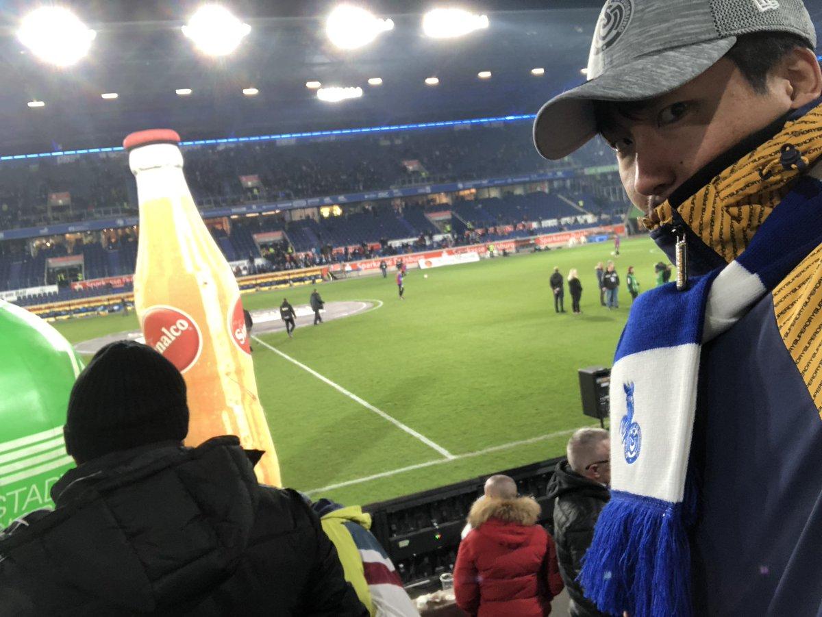 Friday nightの試合はアディショナルタイムに劇的ゴール決まって面白かった!デュイスブルク頑張って残留してくれ😤 https://t.co/oZv2dsYHRJ